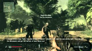 Sniper Ghost Warrior - Mission 6 - Weaken the Regime part.1/2