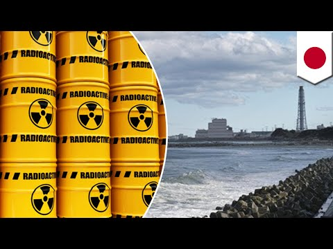 Japan to release million tons of radioactive water - TomoNews