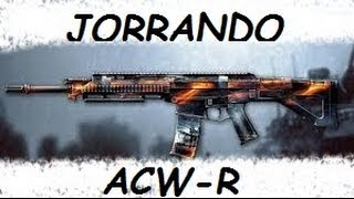 Battlefield 4: JORRANDO DE ACW-R ( Gameplay 37-5 GG )