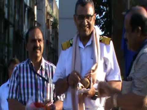 MUMBAI PORT TRUST CIVIL DEFENCE DEMONSTRATION 2017