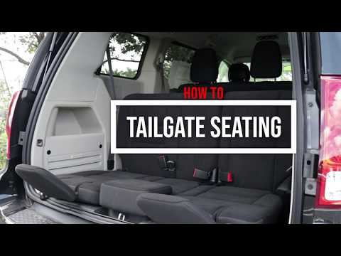 Tailgate Seating | How To | Dodge Grand Caravan | Cape Coral, FL