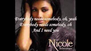 Nicole Scherzinger - Everybody 2011