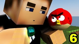 ANGRY MINECRAFT part 6 (Angry Birds Animation)