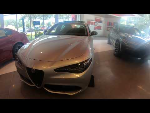 Alfa Romeo Giulia 2019 saloon in-depth review | AO Reviews