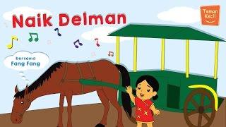 vuclip Music | Lagu anak Indonesia | Nursery Rhymes | Naik Delman | teman kecil