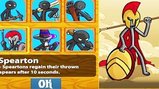 Stick War Legacy Tournament APK 2019 - Speartron AVATAR - Android GamePlay HACK