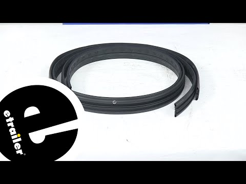 Review of Thule Roof Rack - Wingbar - Replacement T-Track Strip - 1500052989 - etrailer.com