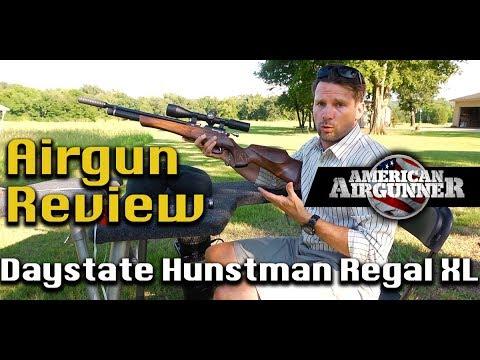 Air Rifle Gun Review Daystate Huntsman Regal : Airgunner Rossi's Reviews