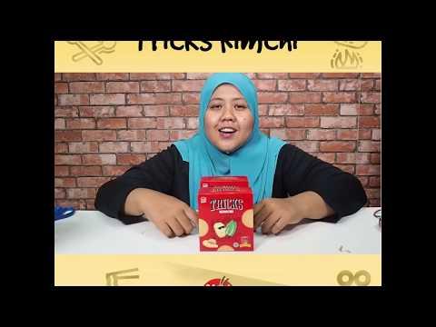 Review Tricks Baked Potato Crisps Kimchi