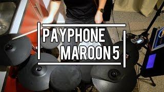 Payphone - Drum Cover - Maroon 5...
