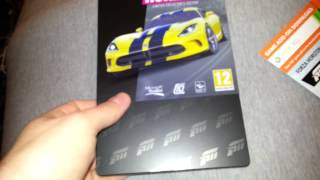 Forza : Horizon - Limited Collectors Edition  UNBOXING