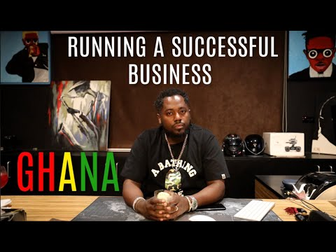 THE SECRET TO A SUCCESSFUL BUSINESS IN GHANA | WITH TWIST NIGHTCLUB OWNER KWAME ERIC GOKA