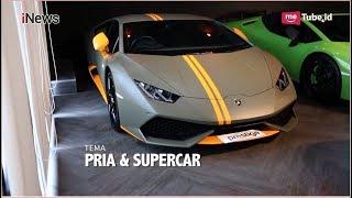 MILIARAH RUPIAH! Inilah Mobil-mobil Mewah di Show Room Rudy Salim Part 02 - Jakarta Socialite 06/10