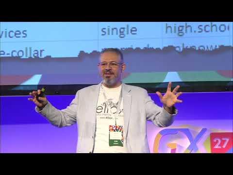 Titanes de la Inteligencia Artificial: El Futuro de Ayer Hoy - José Elias (eliax.com) | GeneXus GX27