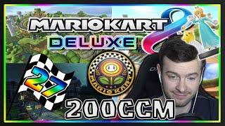 MARIO KART 8 DELUXE Part 27: Blumen-Cup 200ccm Deluxe mit Facecam