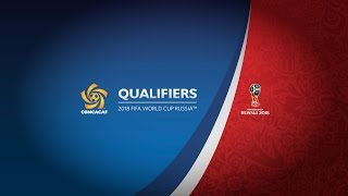 Draw: CONCACAF Qualifying for FIFA World Cup Russia 2018