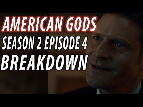 AMERICAN GODS Season 2 Episode 4 Breakdown & Details You Missed!