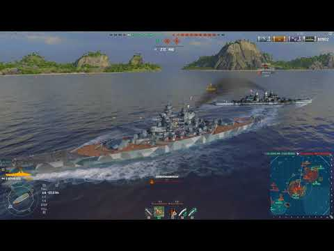 WoWs - Kraken with Republique