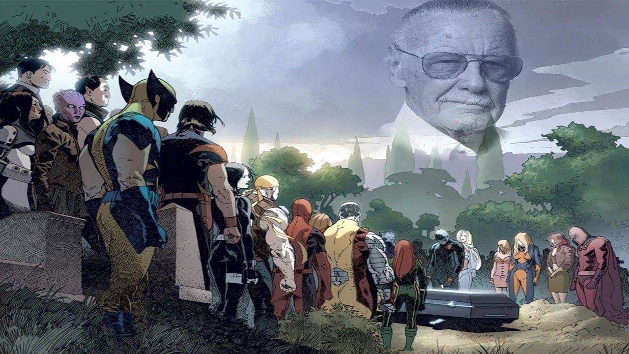 Stan Lee fue homenajeado a un ao su muerte