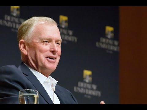 March 2015 - Dan Quayle '69 Recalls the Day He Was Selected as the '88 VP Candidate