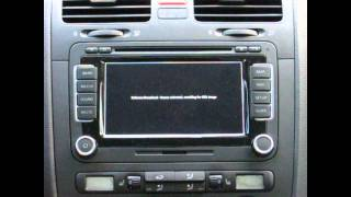 RNS-510 VIM free mod (activate video in motion hack to play DVD while driving)