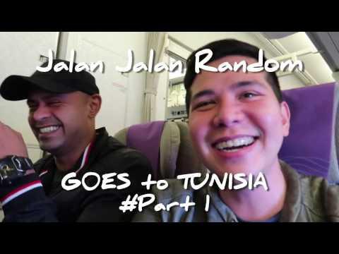 Jalan-Jalan Random: Goes to Tunisia #Part1