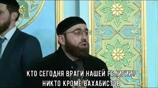 Страшный удар Адама Шахидова.