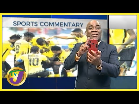 Reggae Boyz World Cup Performances | TVJ Sports Commentary - Oct 11 2021