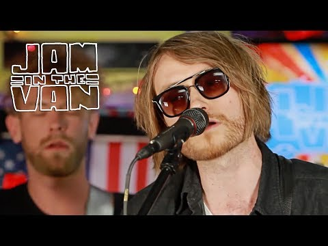 """THE DEAD SHIPS -  """"Company Line"""" (Live at Base Camp in Coachella Valley, CA 2016) #JAMINTHEVAN"""