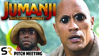 Jumanji: Welcome to the Jungle Pitch Meeting