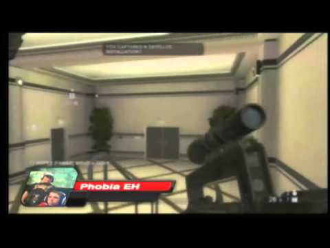 2008 MLG Las Vegas - All Star Classic: Rainbow Six Vegas 2 - Game 1 - Part 1