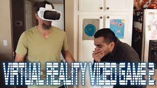 Virtual Reality Video Game 2 | David Lopez