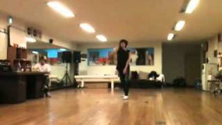Jung Jungkyun's dance practice [pre-debut]