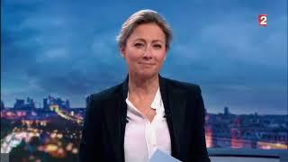 Journal télévisé de France 2 du 1er janvier 2018 avec sous-titres français