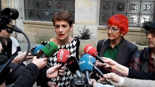 """Navarra no se plantea en este momento el cierre de colegios, pero """"la situación es cambiante"""""""