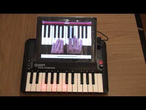 Review: ION PIANO APPRENTICE