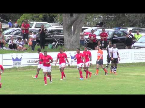 Fiji Warriors vs Tonga A - 2nd Half