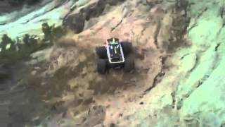 "6 Shock invention Hill climb ""Traktor Racing Volvo Terror"""