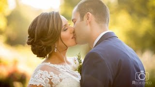 Kelsey + Bob's Wedding Film at Philbrook Museum in Tulsa, OK