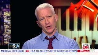 Amira Willighagen - USA TV - 2013 - CNN - Anderson Cooper 360
