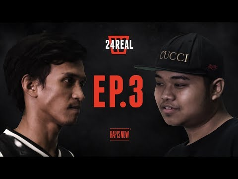 TWIO4 : EP.3 SANTI vs VANGOE (24REAL) | RAP IS NOW