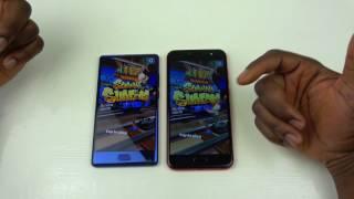 Speedtest : Doogee Mix vs Ulefone Gemini Pro