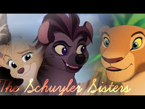 Animash- The Schuyler Sisters♥ [ Hamilton ]