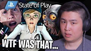 WTF era quello stato di gioco della PlayStation ... [REAZIONE]