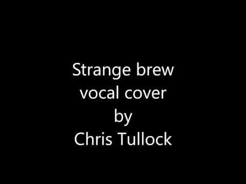 Cream ....strange brew lyric video