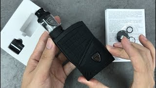 VGOD PRO Kit 200W with PRO Sub Ohm Tank | Zinc alloy and rubber