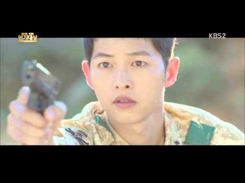 Teaser Descendants of The Sun & Uncontrollably Fond Korean Drama 2016