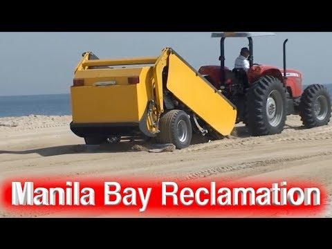 Update Manila Bay Ngayon Rehabilitation & Reclamation