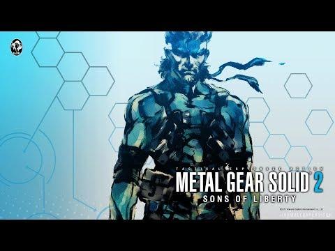 Metal Gear Solid 2: Sons of Liberty [Sub-iTA] - Walkthrough Longplay HD 720p 60fps 8h 29m