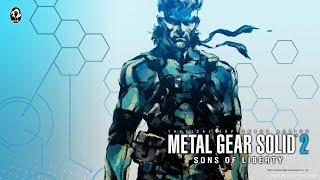 Metal Gear Solid 2: Sons of Liberty [Sub-iTA] - Walkthrough Longplay HD 720p 60fps 8h 29m